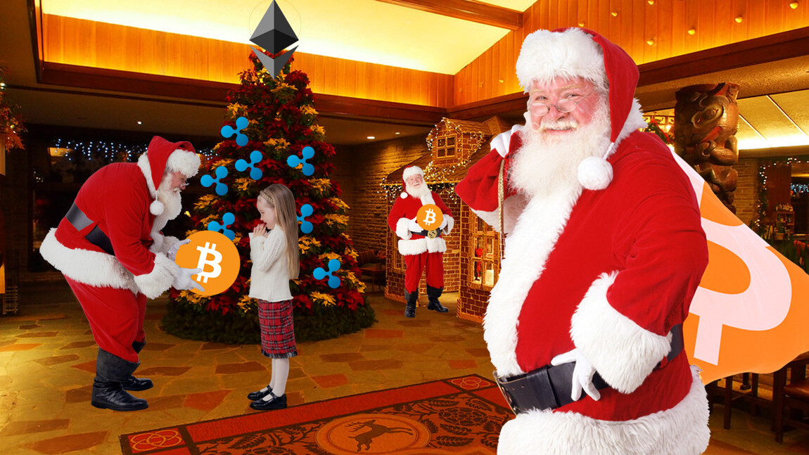 The awfully patronizing guide to having a merry crypto-Christmas