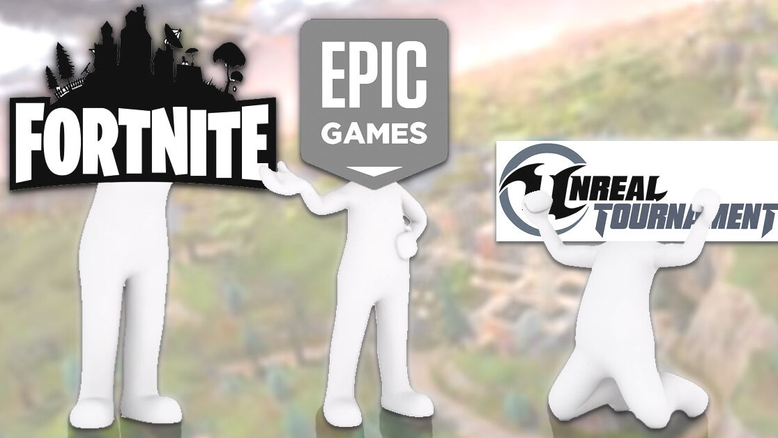 Epic's developers leave Unreal Tournament for younger, sexier Fortnite