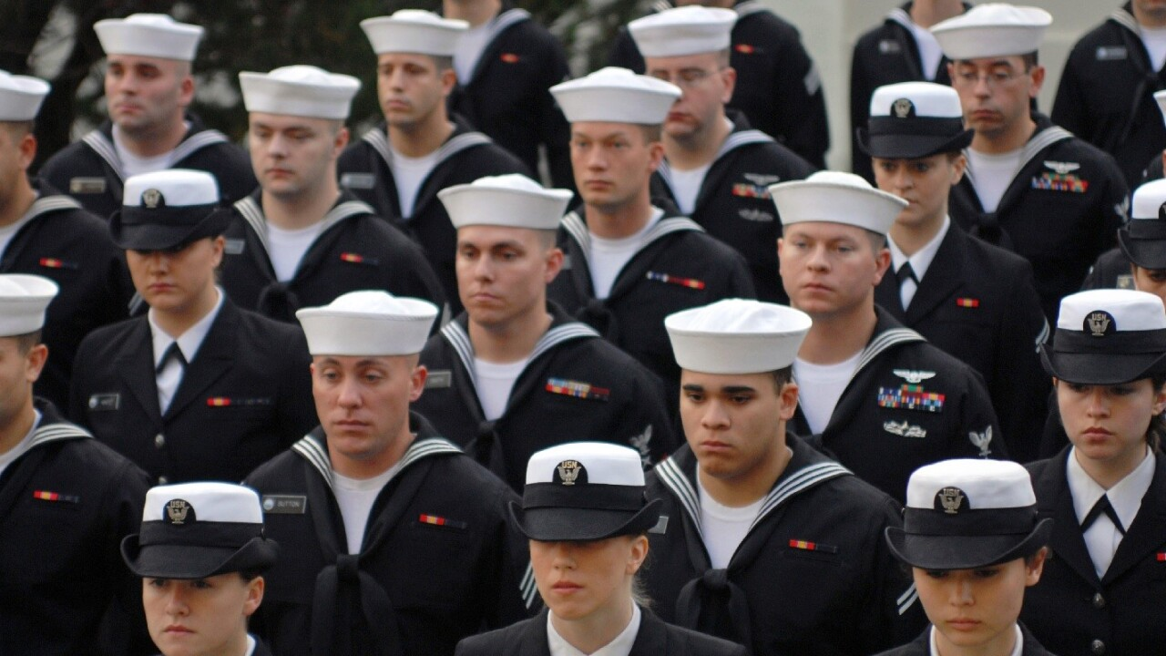 China hacked the US Navy and stole personal info on at least 100K sailors
