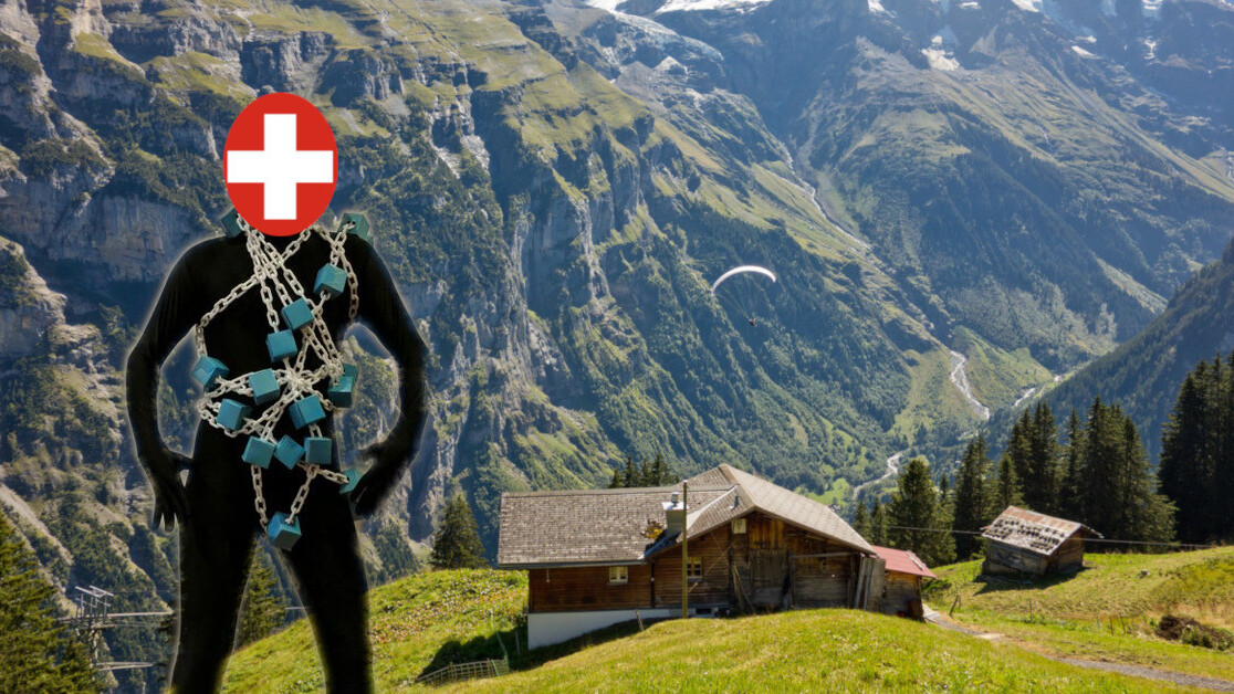 Switzerland says its national blockchain will be more secure than Bitcoin – it won't be