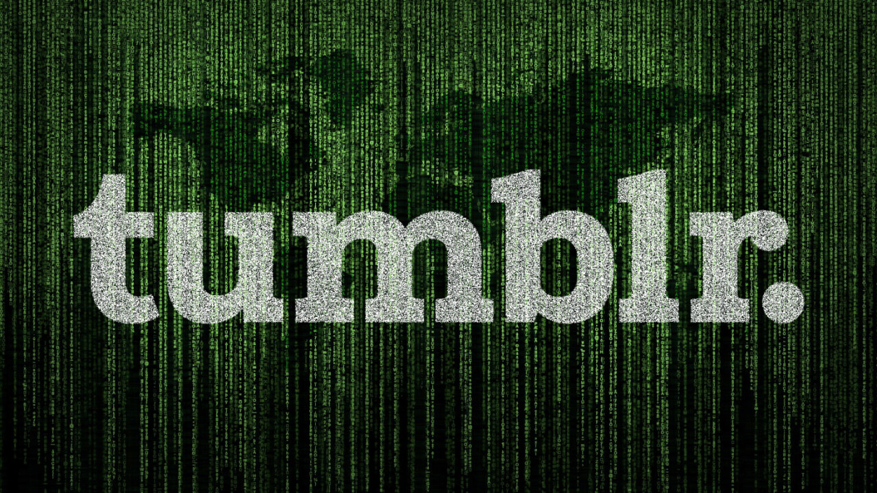 Reddit's data hoarders are frantically trying to save Tumblr's NSFW content