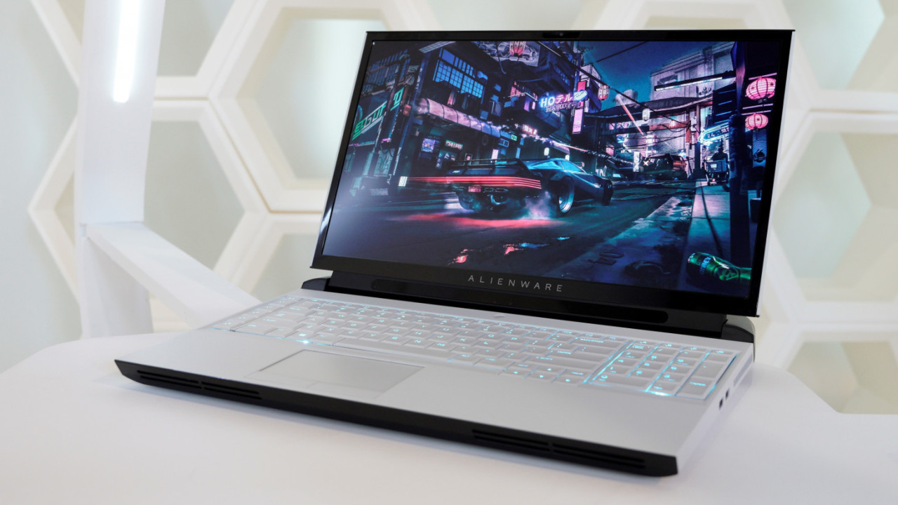 Alienware's new Area 51m laptop lets you upgrade almost every component