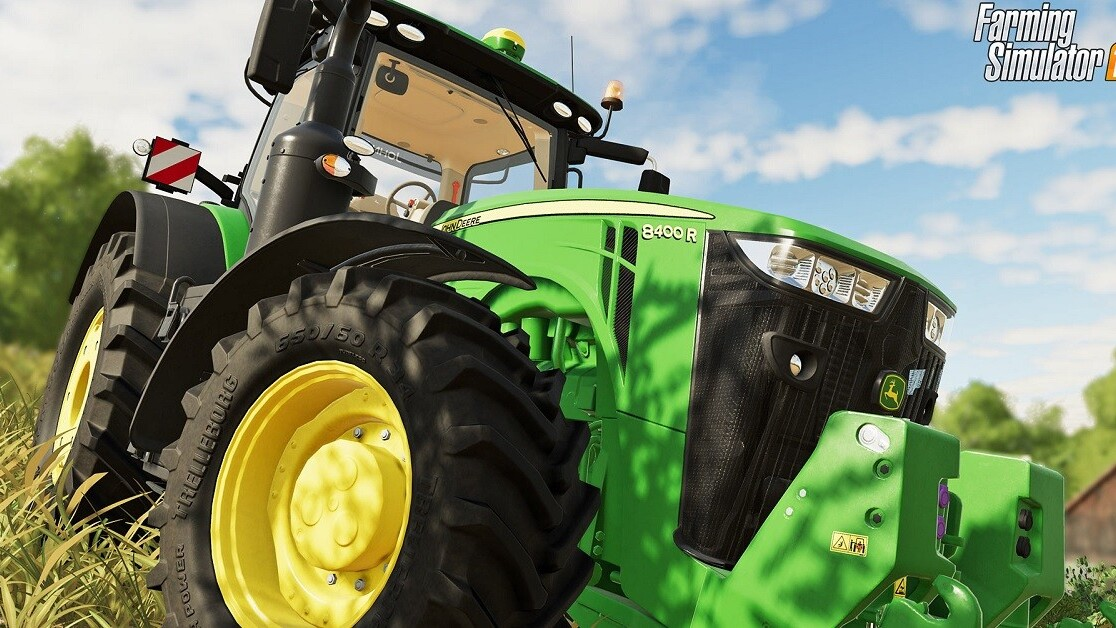 Farming Simulator is the bizarre, off-the-wall new esport gaming needs