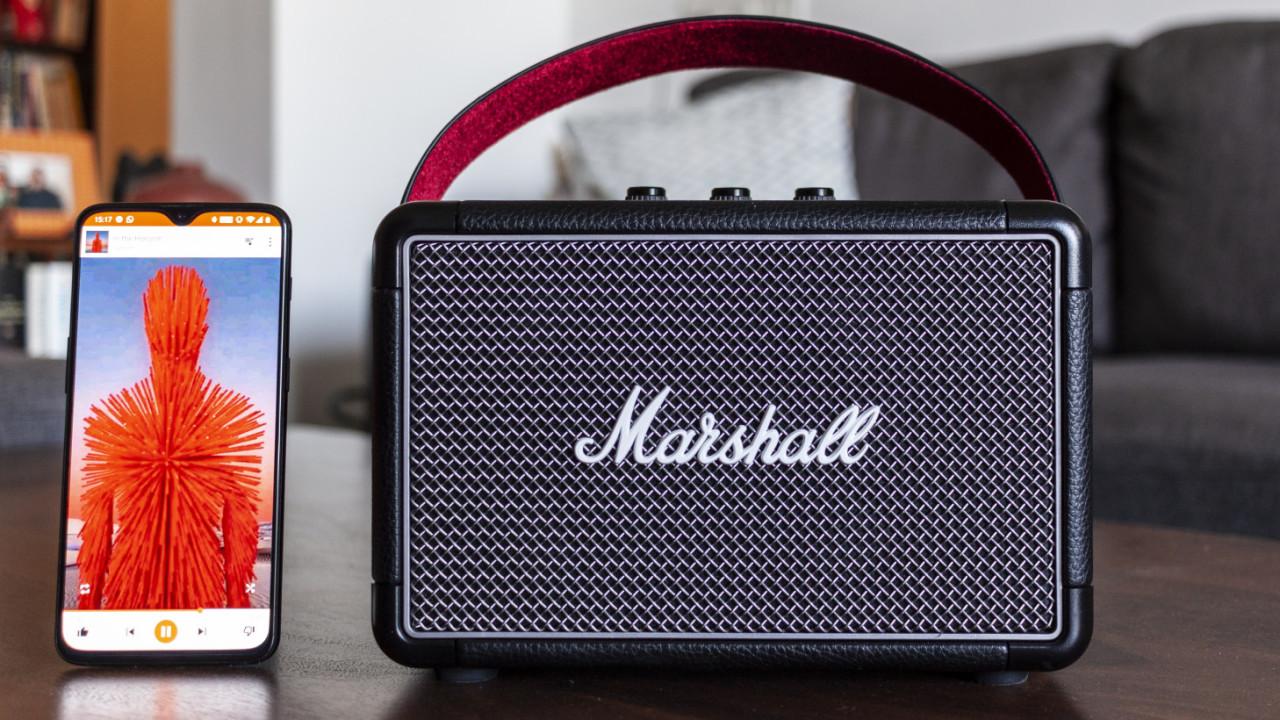 Marshall's Kilburn II is a star performer among wireless speakers