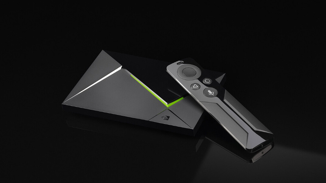 Nvidia's new Shield Android TV devices could launch October 28