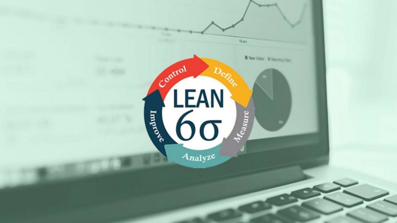Fast track your way to a Six Sigma project management career with this $45 training