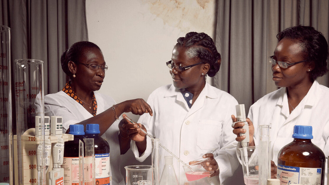 Women aren't failing at science — science is failing women
