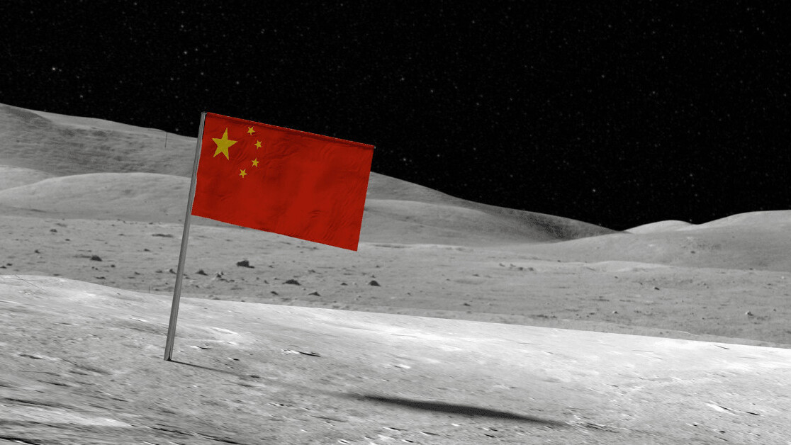 China's moon landing could launch a new space race