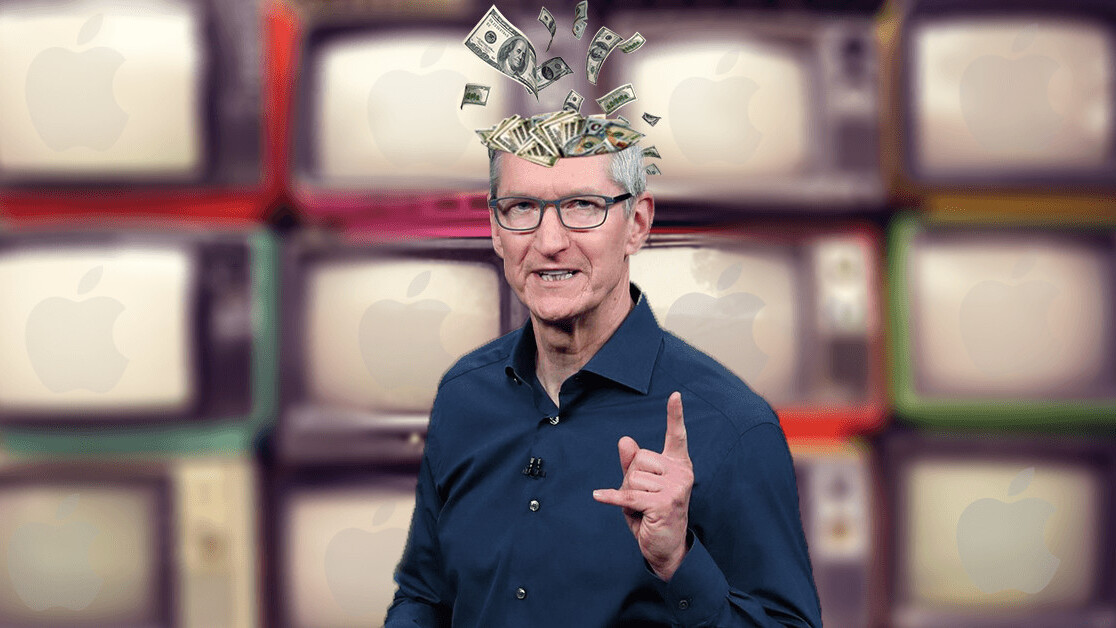Apple's big services push is starting to pay off