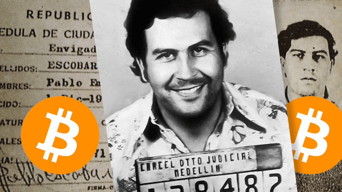 Pablo Escobar's estate launches cryptocurrency to impeach Trump