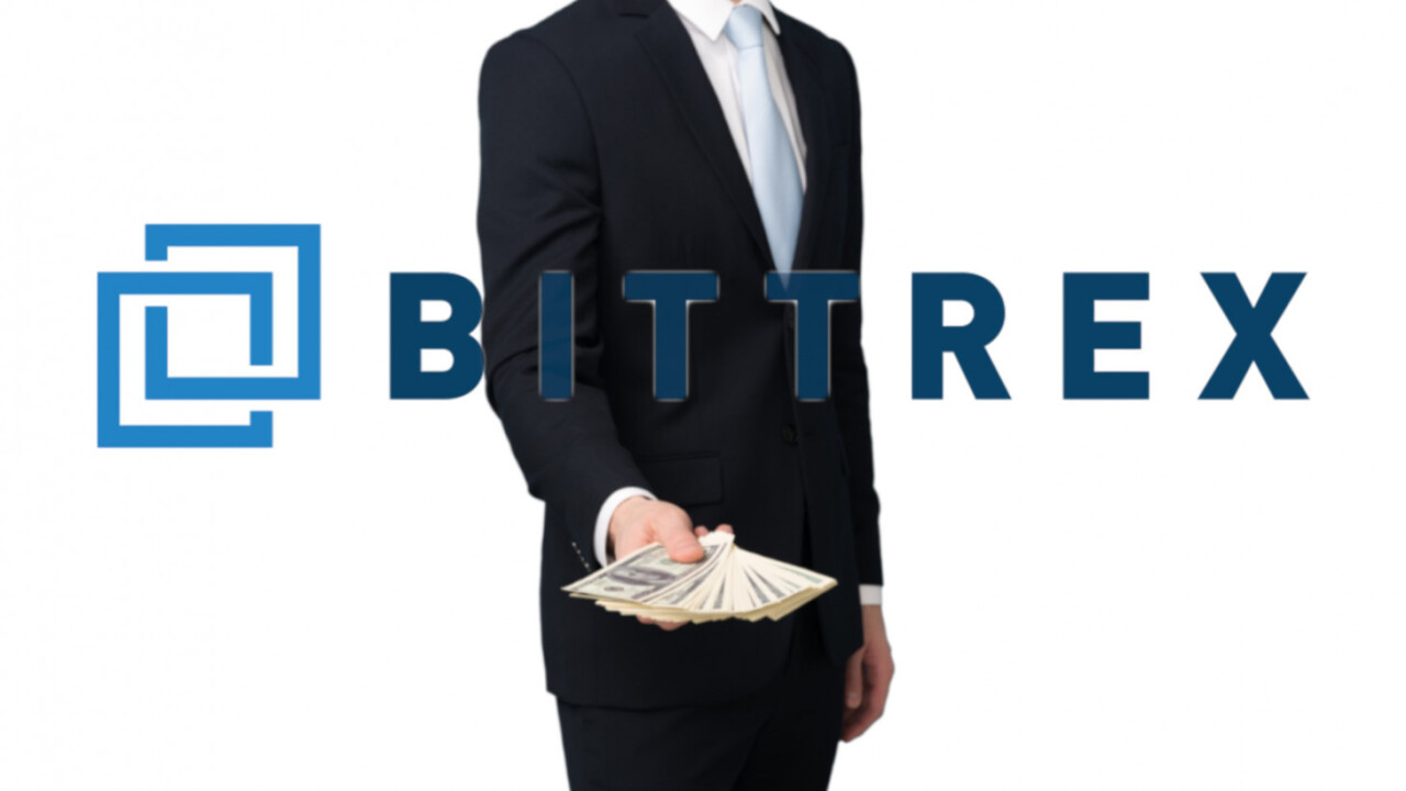 Bittrex launches peer-to-peer trading service for high rollers