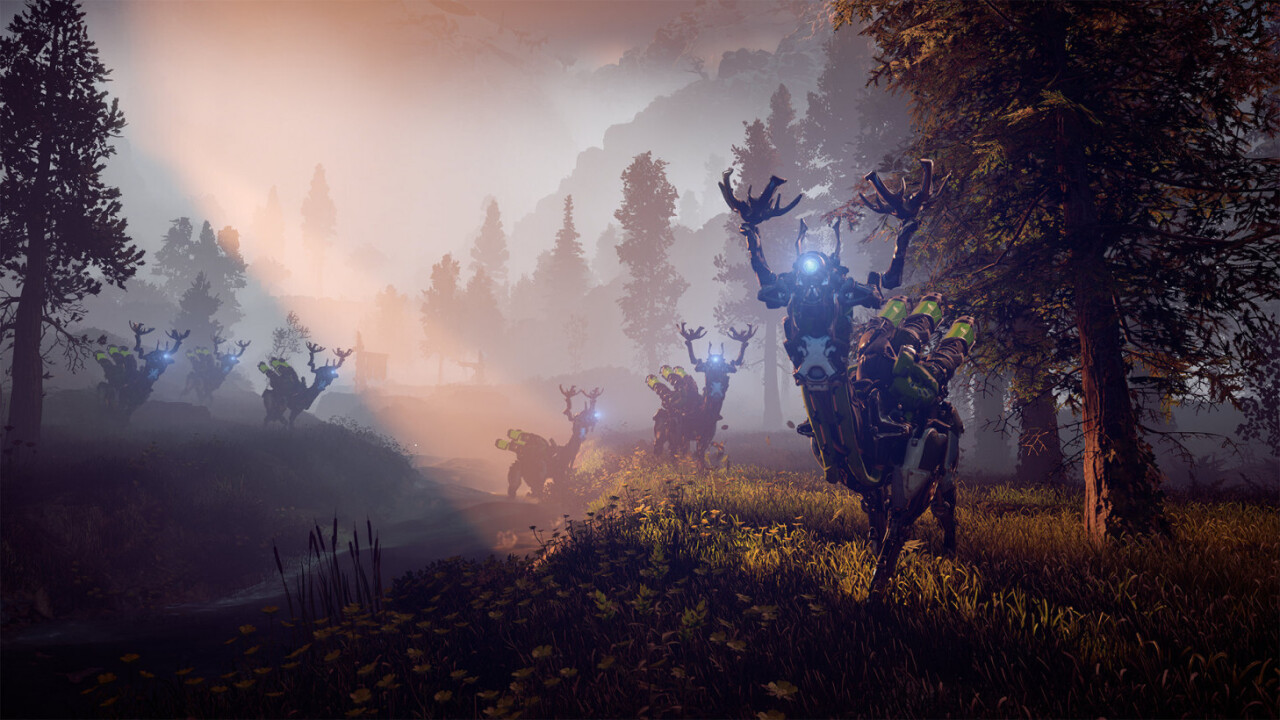 Horizon Zero Dawn needs to be the first of many PS4 exclusives on PC
