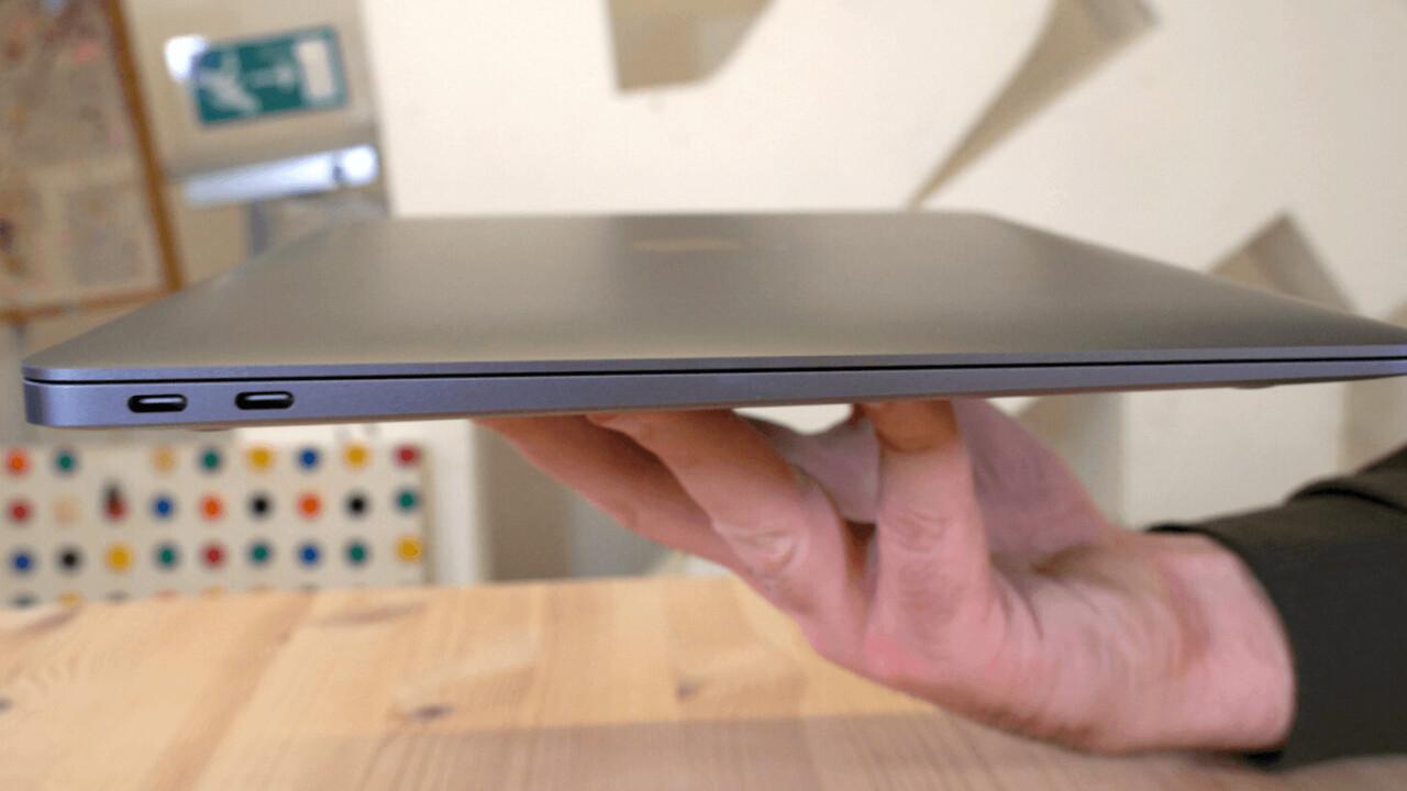 Apple may reveal MacBook Air with improved keyboard as soon as next week