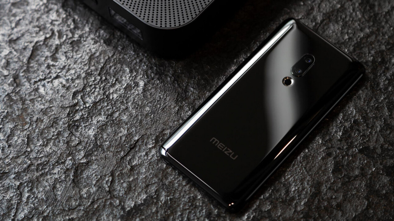 The Meizu Zero is the phone without buttons or ports we all expected Apple to make