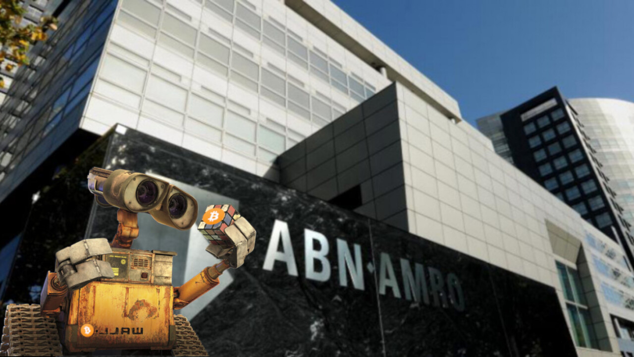 ABN AMRO isn't making a Bitcoin wallet – but it might