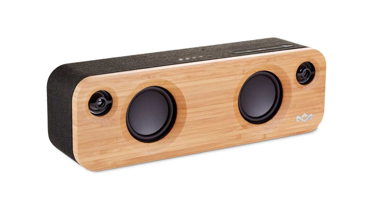 House of Marley announces a gorgeous eco-friendly Google Assistant smart speaker