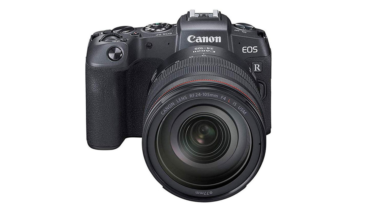Canon shows it's serious about full-frame mirrorless with the affordable EOS RP