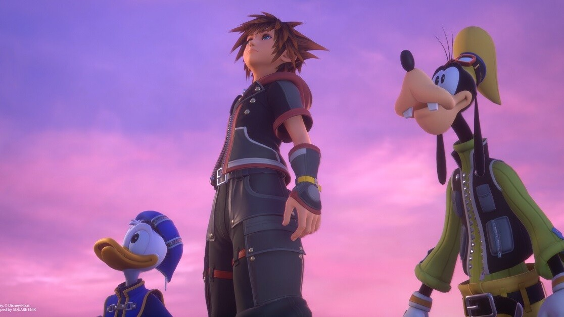 Kingdom Hearts 3 doesn't care if you're not caught up, and that's great