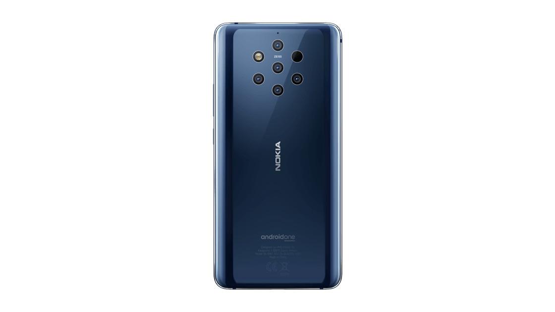 Nokia 9 Pureview's five-camera setup promises quality over versatility