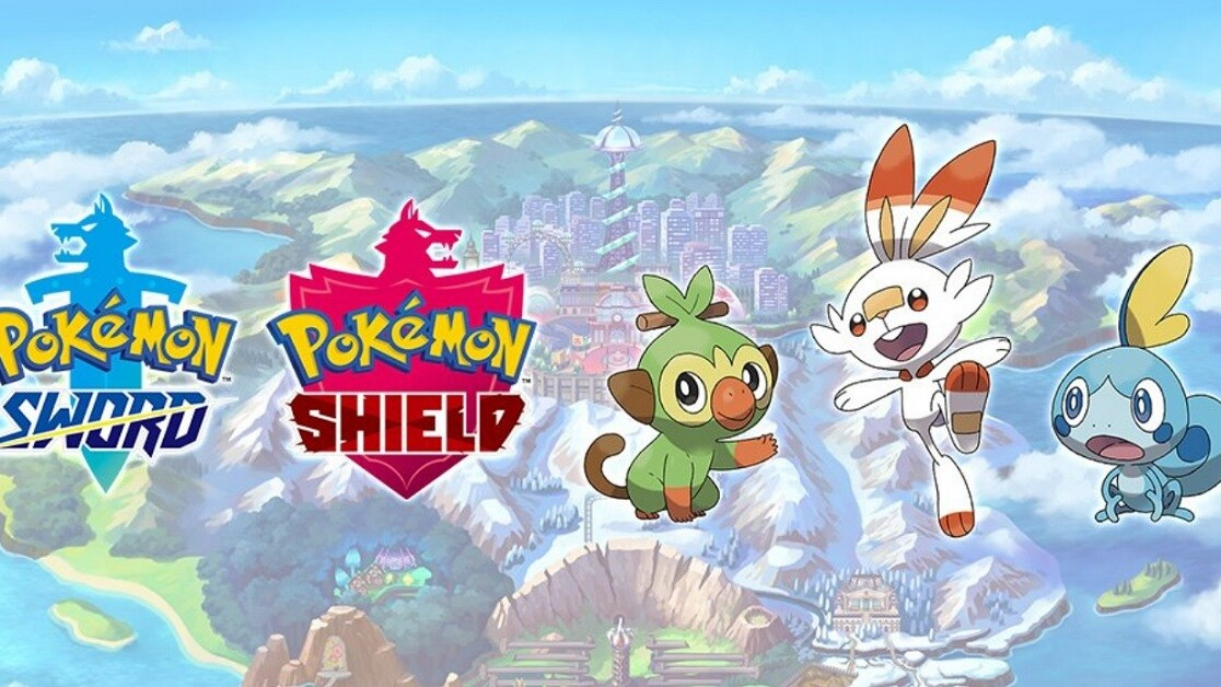 Pokémon Sword & Shield releases right between Star Wars and Death Stranding