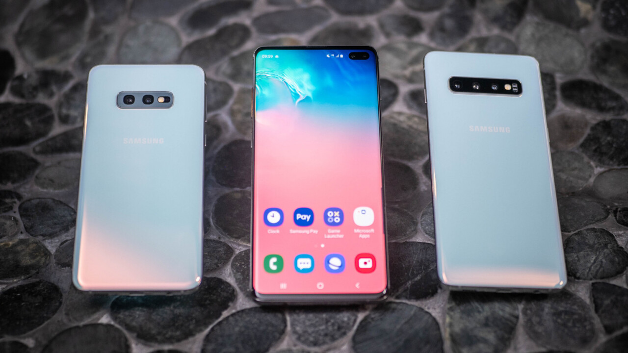 S10, S10+, S10e hands-on: Samsung's galaxy of Galaxies gets