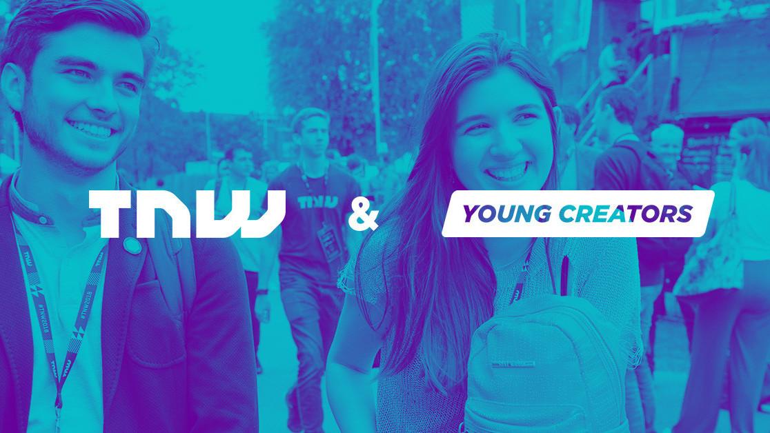 TNW embraces Young Creators Foundation