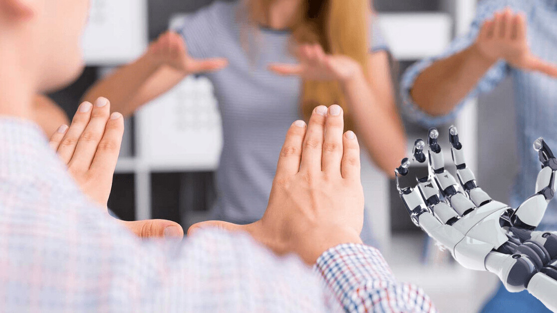 How AI could help you learn sign language