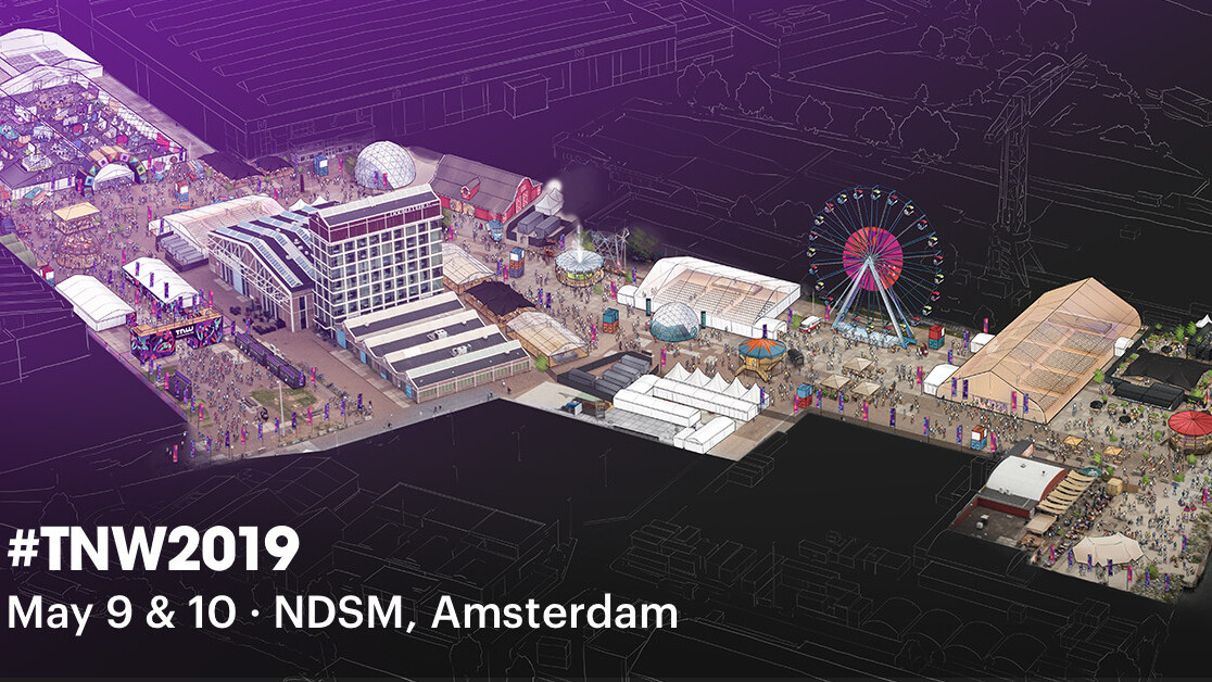 TNW2019 Daily: We have a ferris wheel!