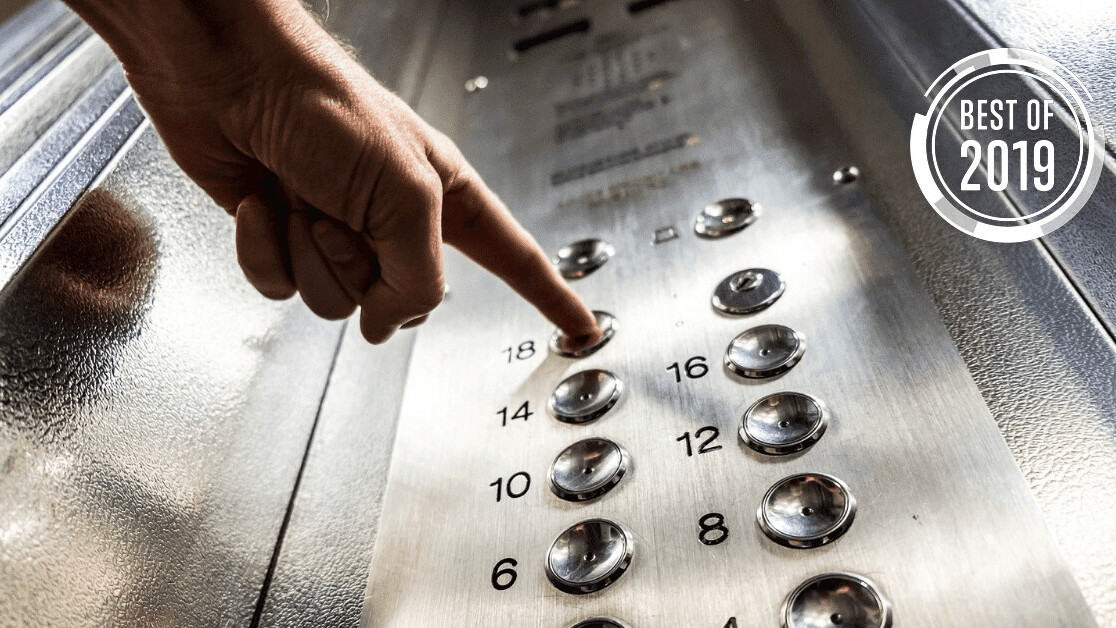 [Best of 2019] Here's how to save your elevator pitch from falling flat