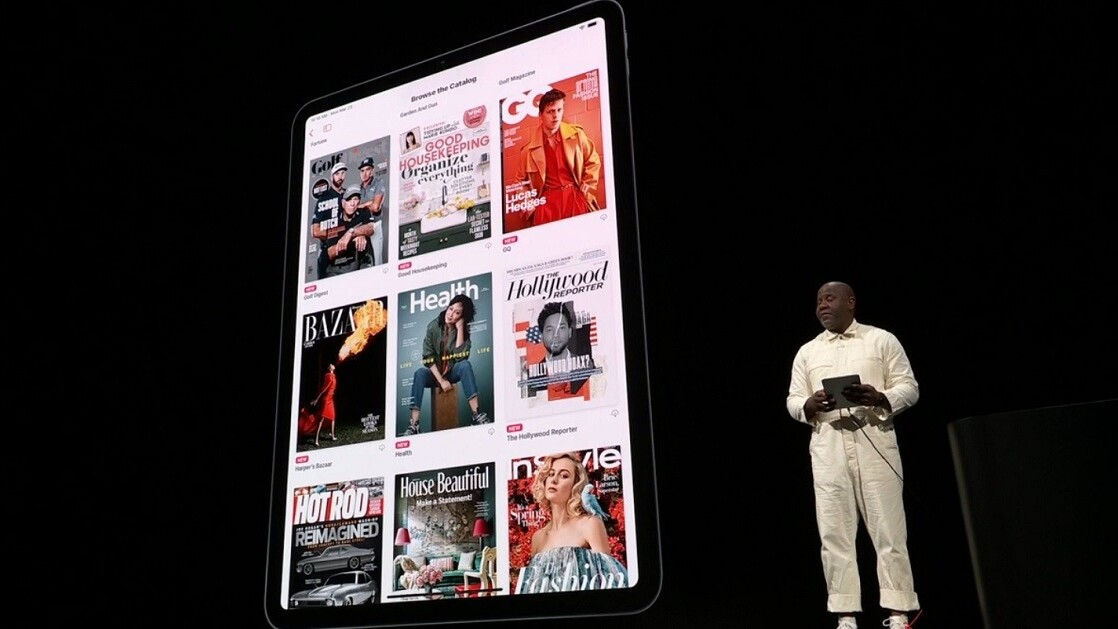Apple TV+, News+, and credit card: Everything announced at today's event