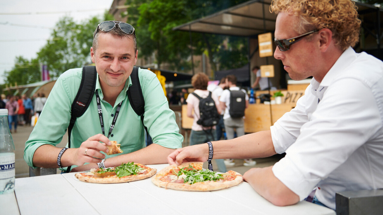 TNW2019 Daily: Pizza is knowledge