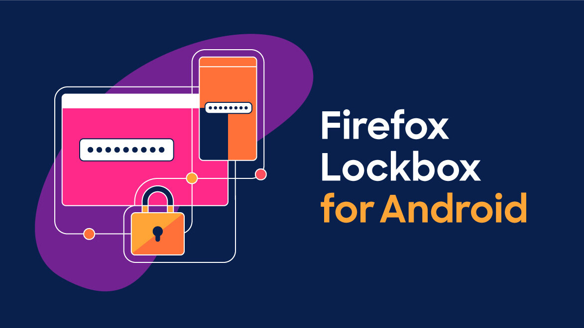 Mozilla just launched an Android password manager