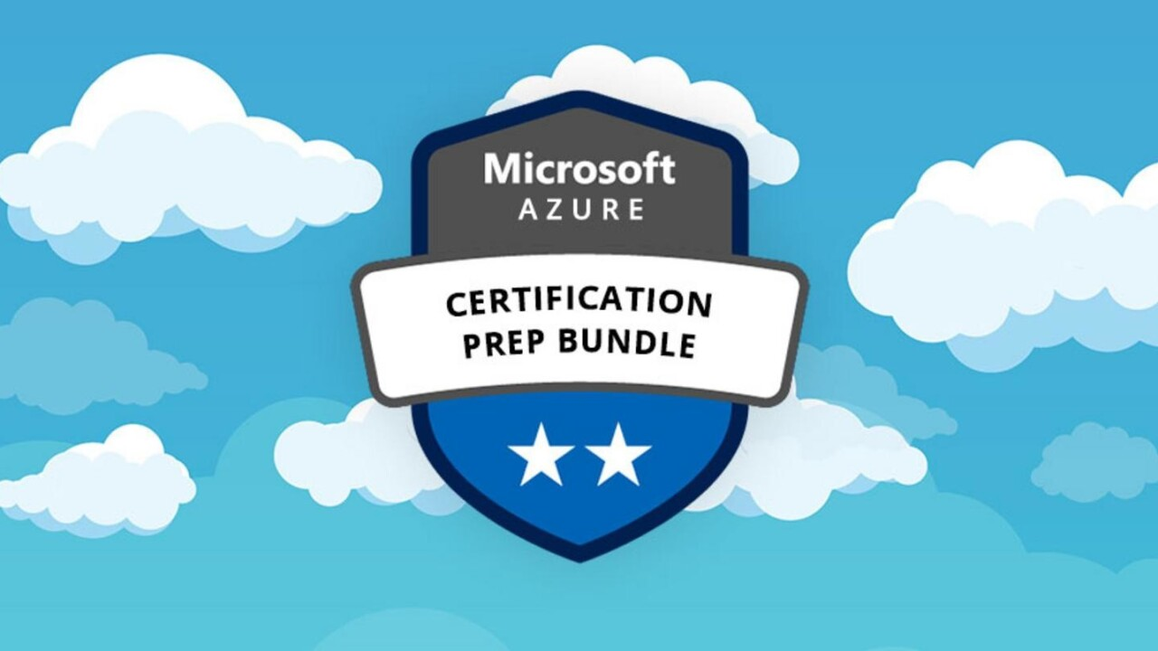 Microsoft Azure is chasing down Amazon Web Services; learn it now for under $30