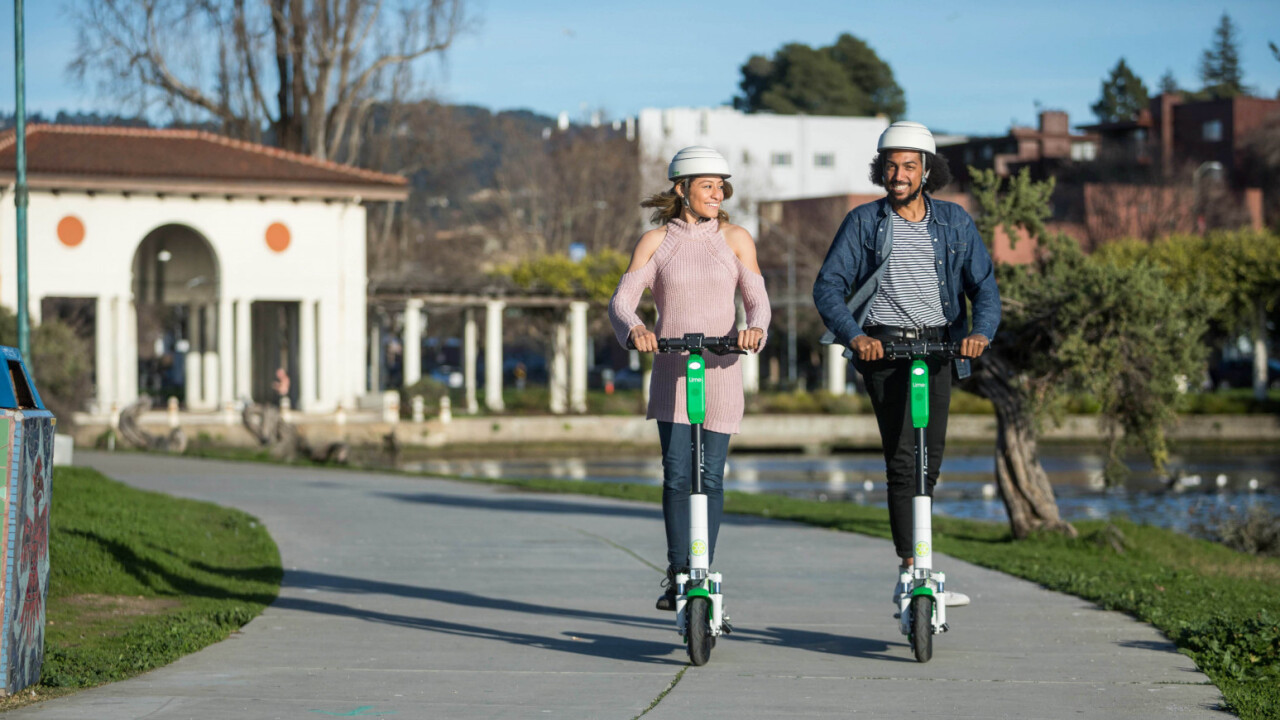 No, scooters are not a good replacement for public transport