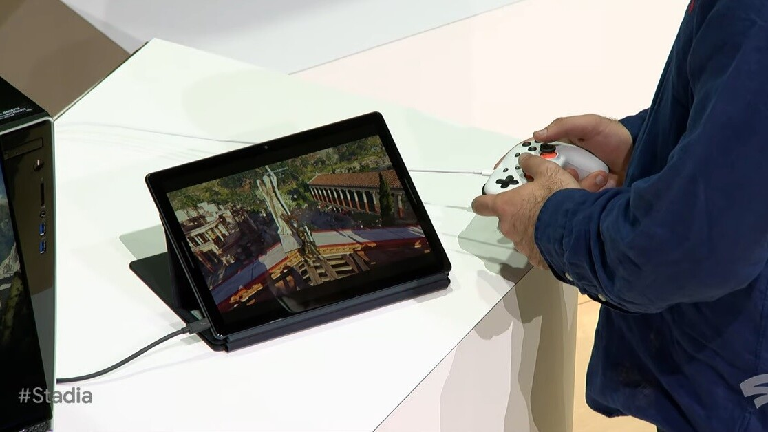 Google Stadia's cellular support might draw in some new blood
