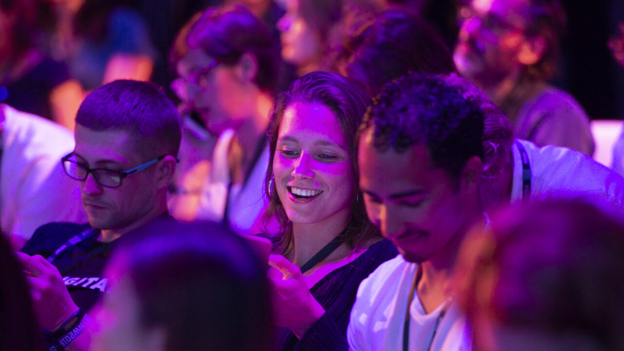 TNW2019 Daily: Don't be a stranger