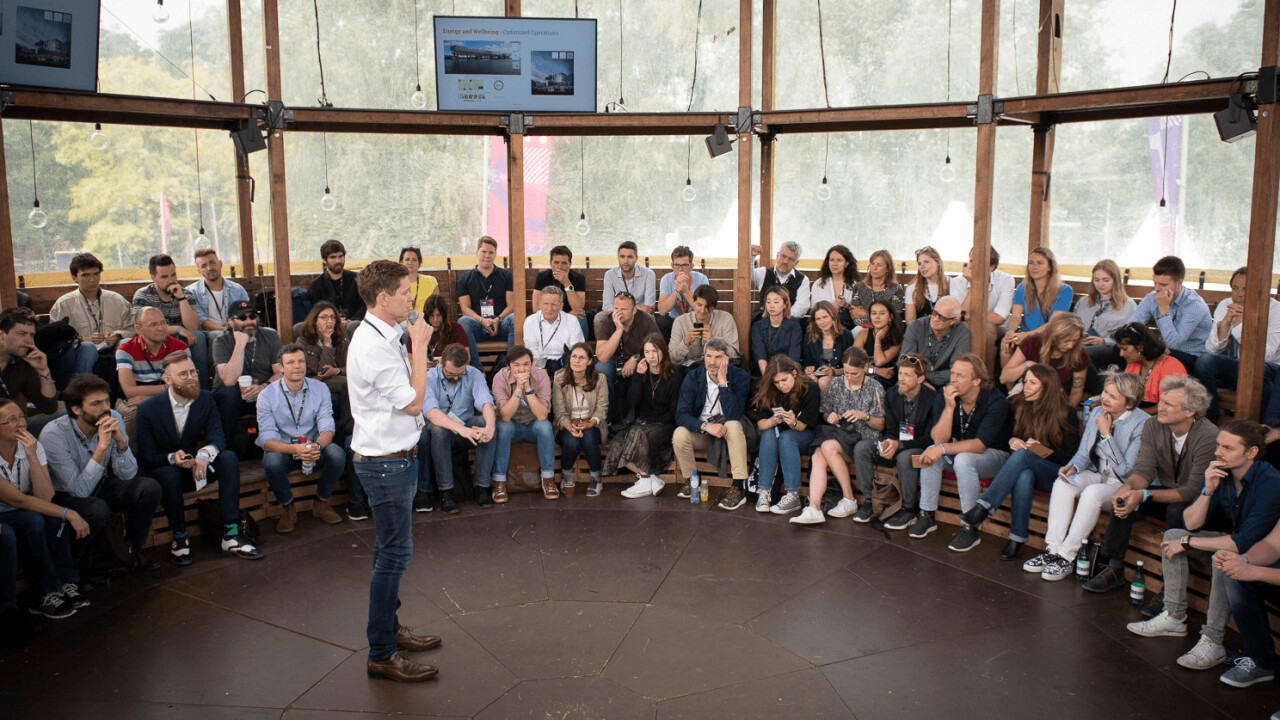 Here's how to exhibit your startup for free at TNW2019