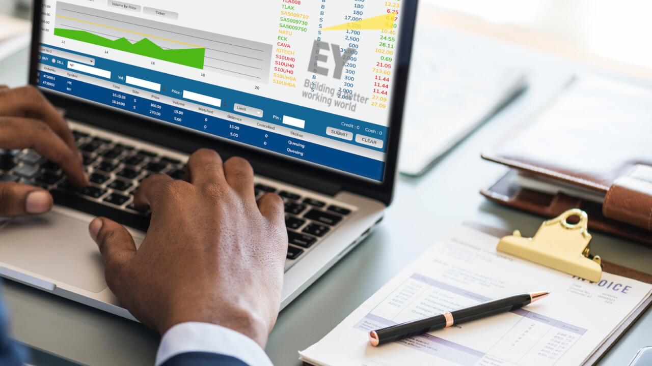 Updated: EY launches a cryptocurrency tax calculator – but you can't use it