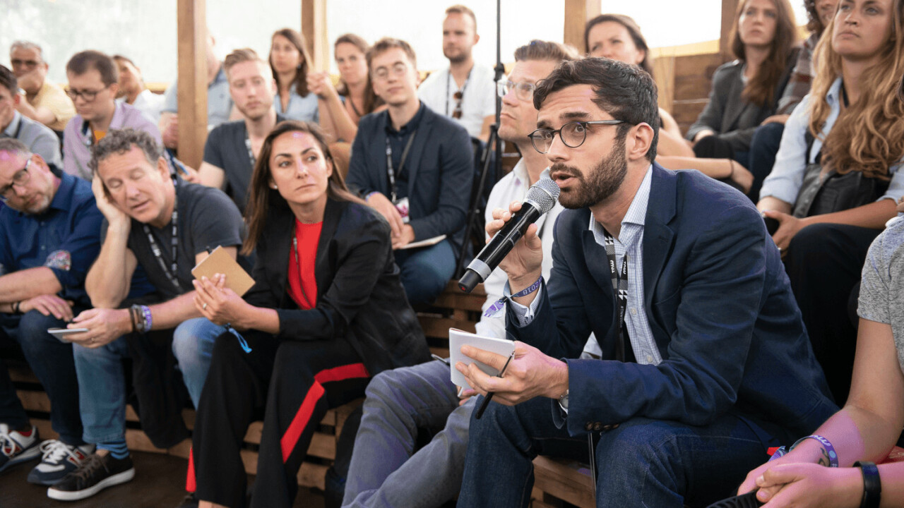 TNW2019 Daily: Learning is fun