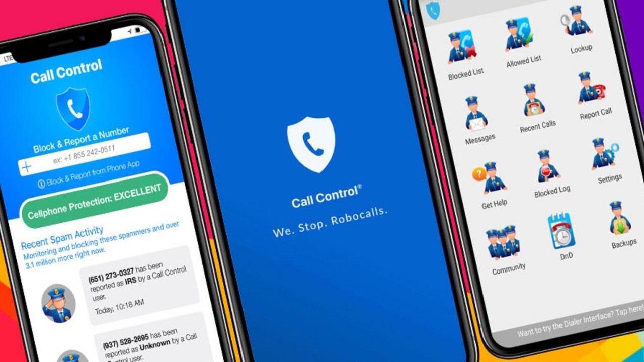 Call Control gives annoying robocalls the boot for only $20 a year