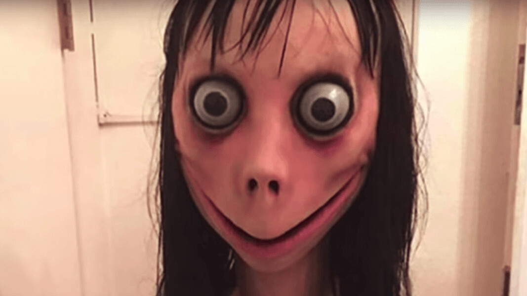 Traditional media's handling of Momo is far scarier than the story itself