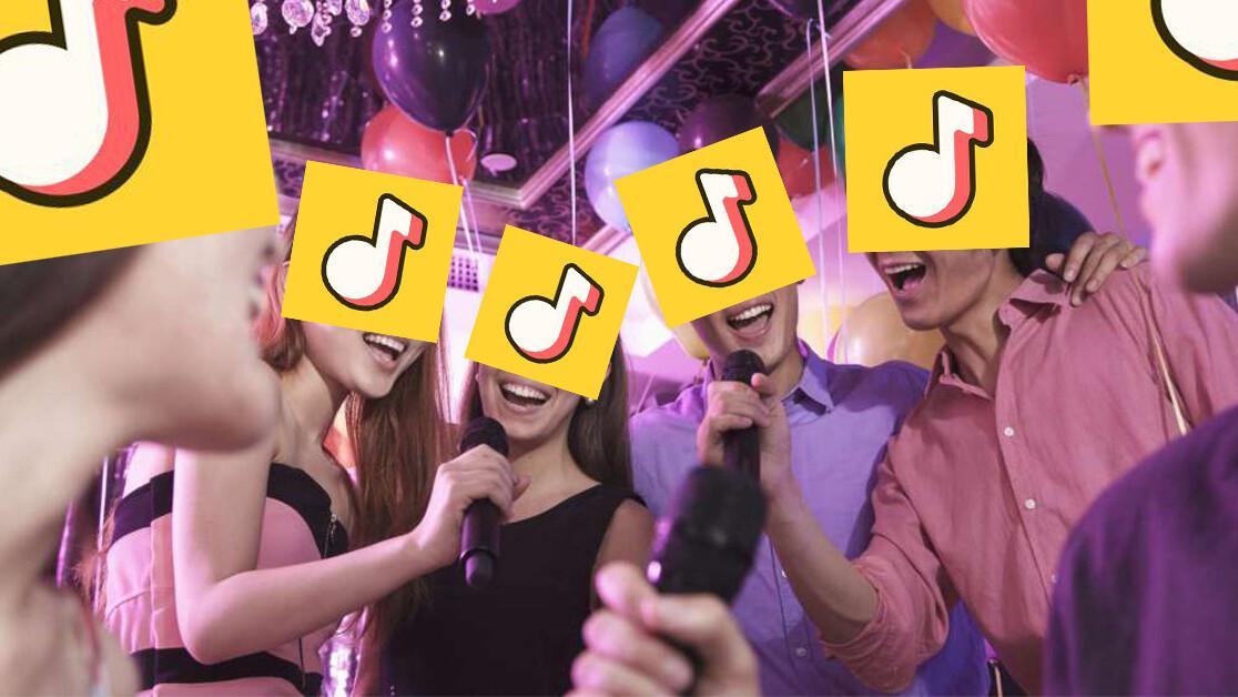 This Chinese turn-based singing game looks amazing