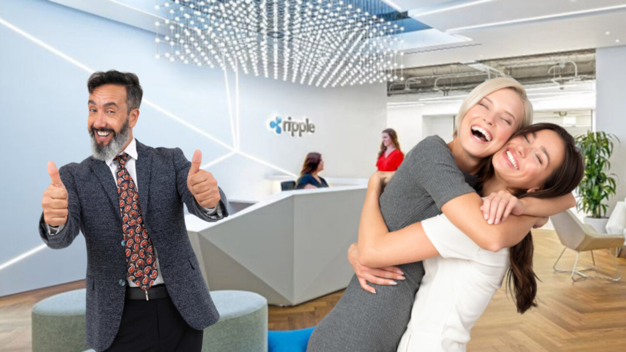 Ripple ranked as one of the best companies to work for in Bay Area, supposedly