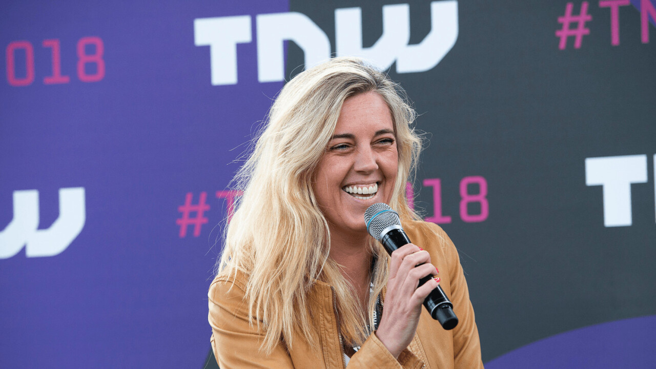Scale up your startup at TNW2019