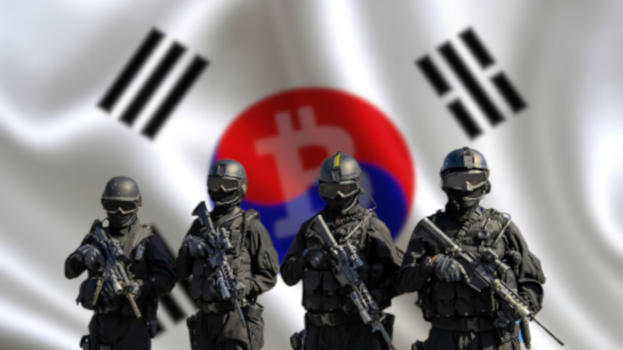 South Korea launches task force to fight 800% increase in cryptocurrency crimes