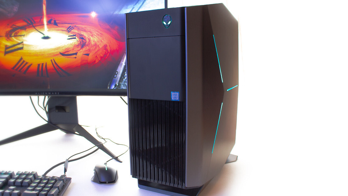 Review: Alienware's Aurora R8 with RTX 2080 graphics is a