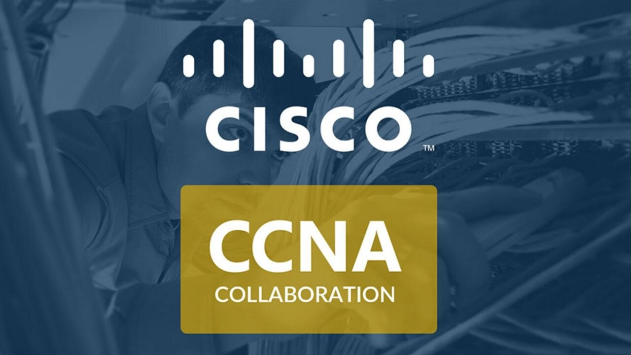 Become a Cisco-savvy IT pro with this $20 training