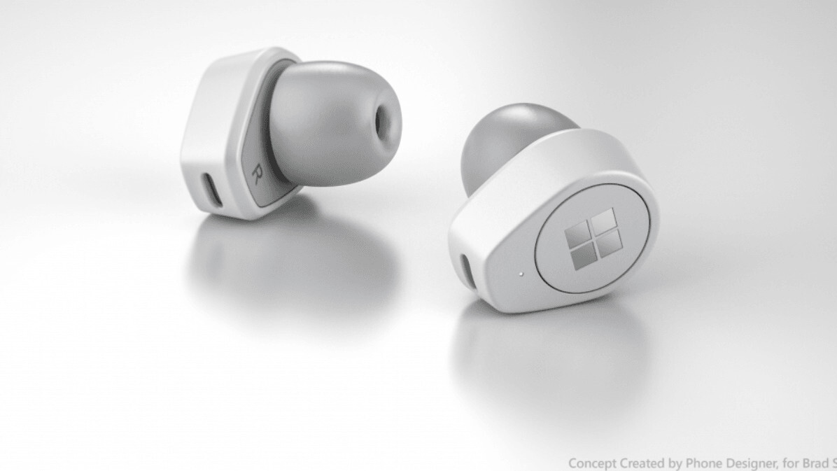 Microsoft's Surface team is reportedly making an AirPods competitor