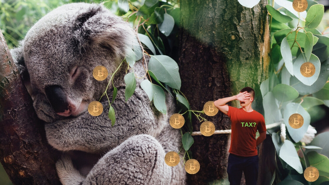 Australia's taxman is clamping down on cryptocurrency traders