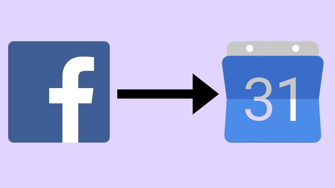 How to add Facebook events to your Google Calendar